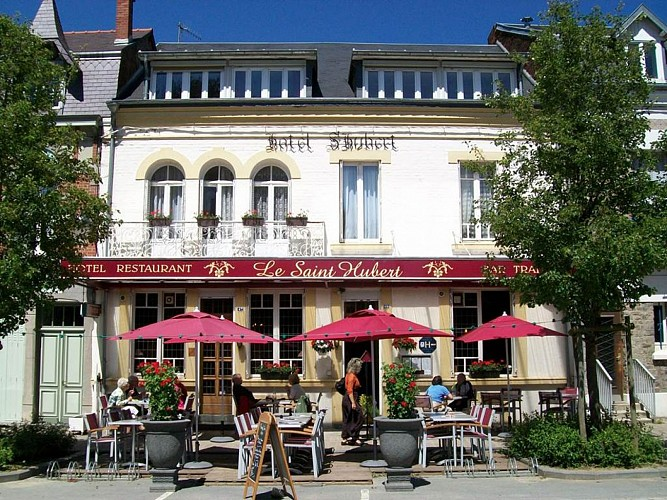Hôtel Saint-Hubert