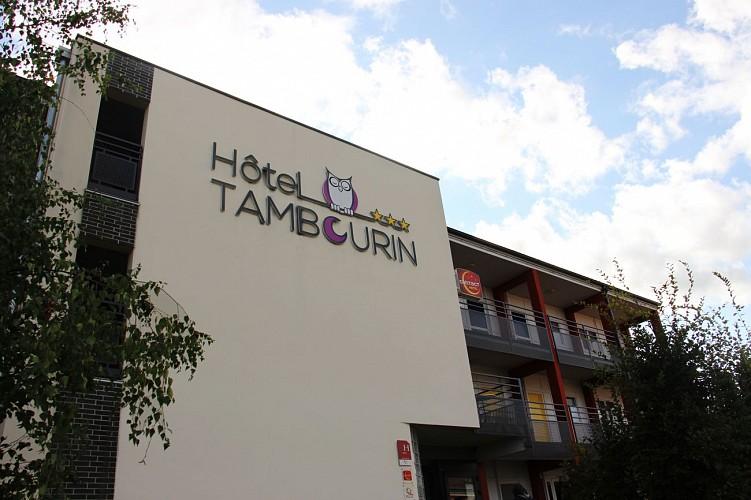 "Hôtel ""Tambourin"""