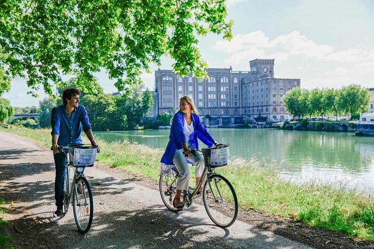 Le Nogentais à vélo