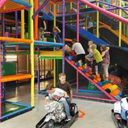 KidOOm, Parc de Jeux pour Enfants