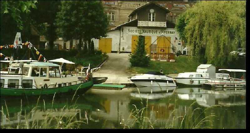 Relais Nautique / Capitainerie d'Epernay