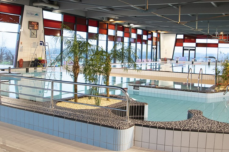 Les 3 Vagues - Centre Aquatique Jean Moulin