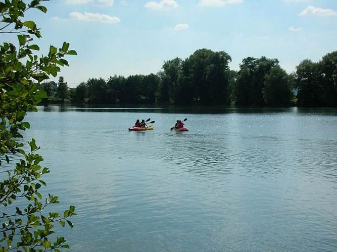 Camping du Lac de Douzy