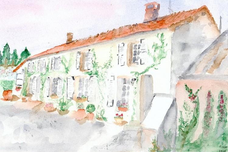 Chambre d'hôtes Au Pré du Moulin - Clamanges