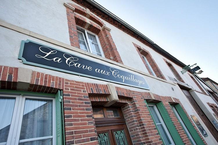 """Chambres d'hôtes """"La Cave aux Coquillages"""""""