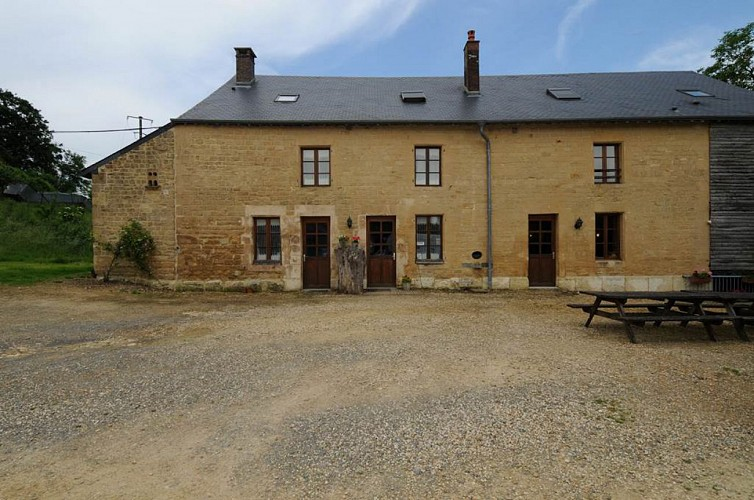 Auberge du Moulin de Gironval - AYER Bruno