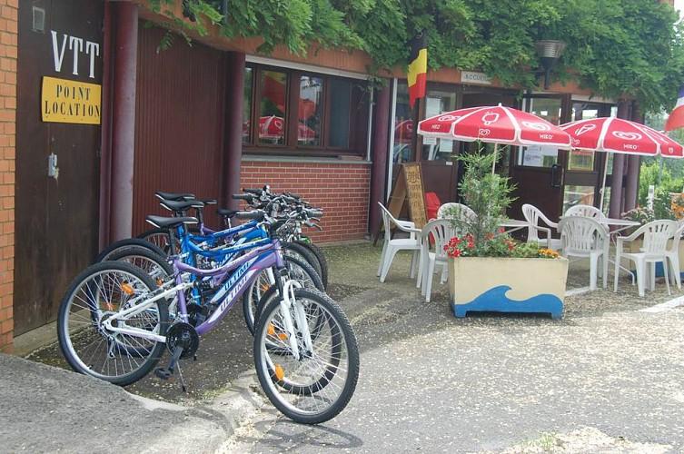 Camping Lac de Bairon