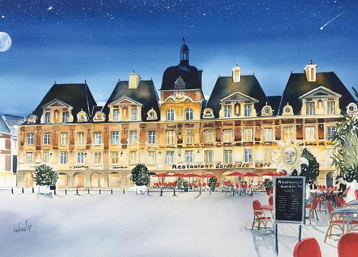 "Brasserie ""Le Garden Ice Café"""