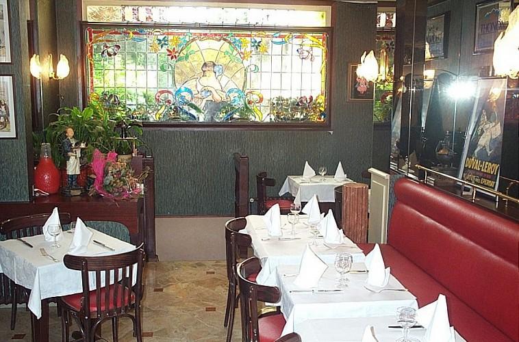 Café de la Paix - La Table du Marché