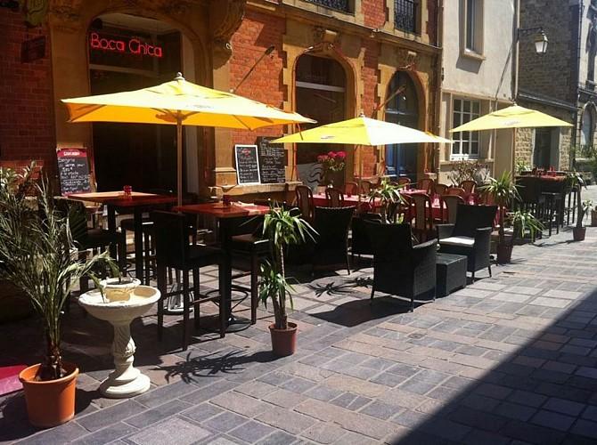 "Restaurant ""La Boca Chica"""