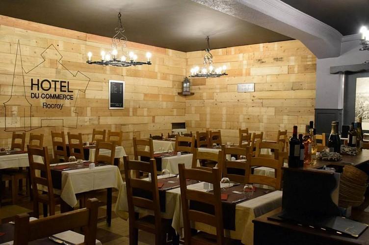 Restaurant Brasserie Du Commerce