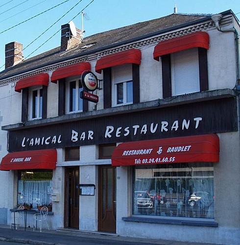 Restaurant L'Amical Bar Restaurant