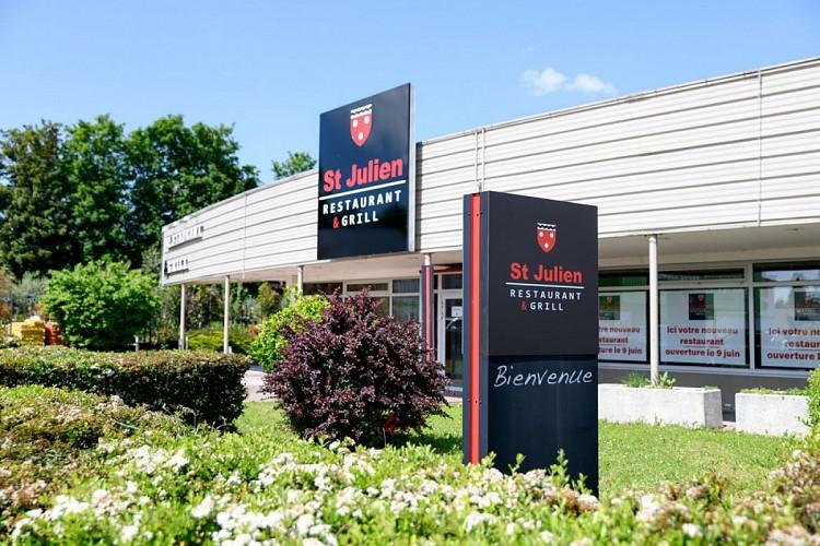 St Julien - Restaurant et Grill