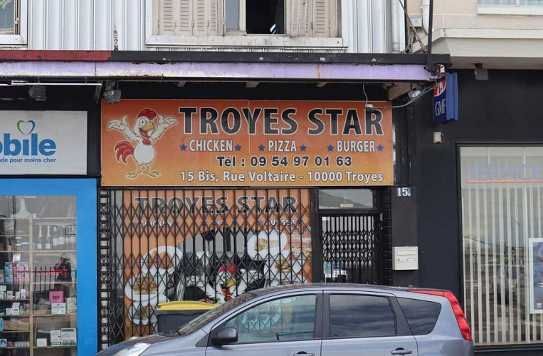Troyes Star