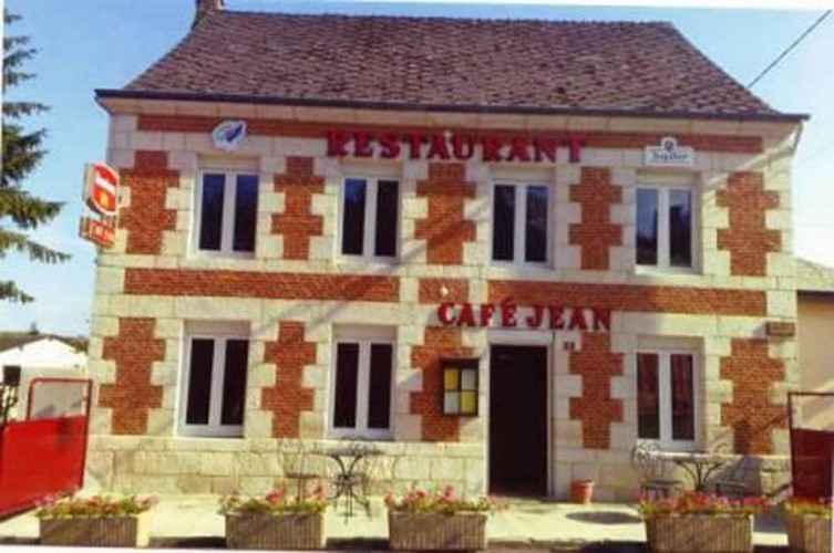 Restaurant Café Jean