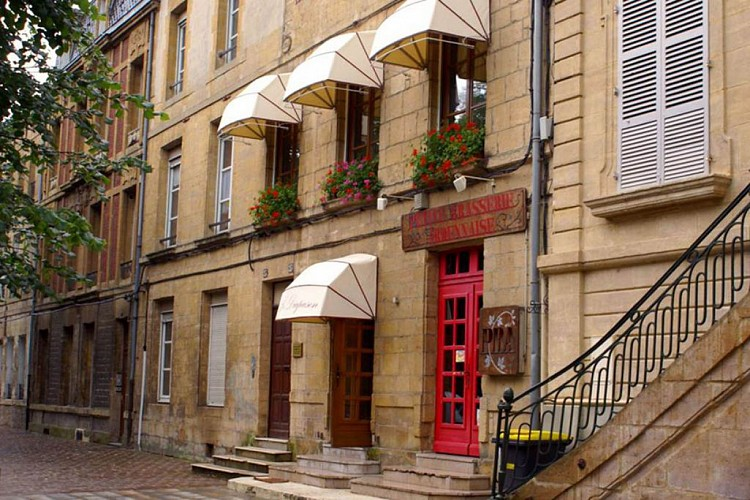 """Restaurant """"Le Diapason"""""""