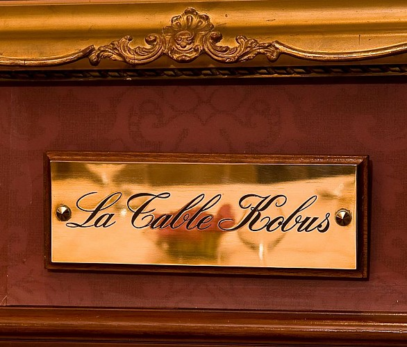 La Table Kobus