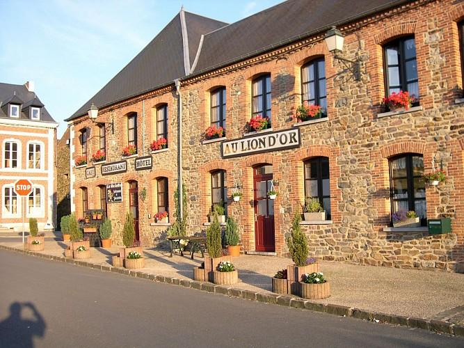 Restaurant La Hulotte Au Lion d'Or