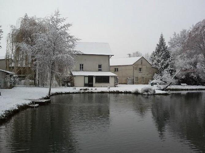 Au Vieux moulin - Verneuil
