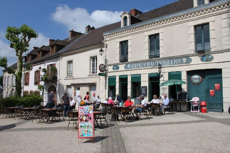 Le café d'Hautvillers - Hautvillers (6)
