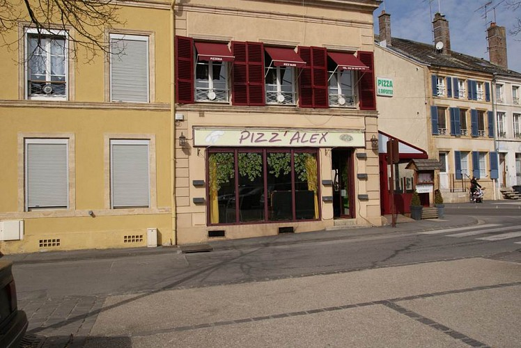 "Restaurant ""Pizz'Alex"""