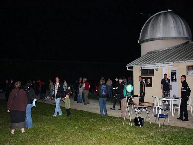 OBSERVATOIRE ASTRONOMIQUE DE VALCOURT