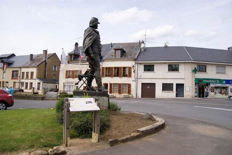 Statue du Général Margueritte