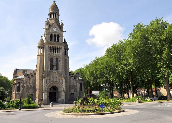 Eglise Saint-Pierre Saint-Paul - Epernay