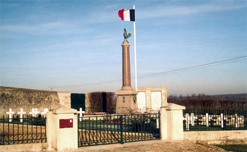 Nécropole Militaire Nationale de Courgivaux