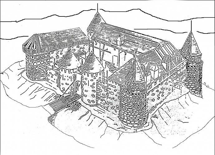 Le Château de Dormans