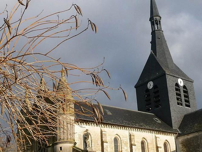 Eglise Saint-Pierre Saint-Paul de Tagnon
