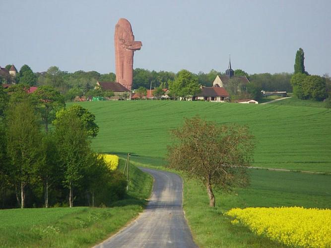 Monument de la 1ère victoire de la Marne