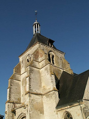Eglise Saint Thibault de Château Porcien
