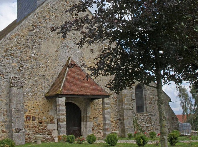 Eglise Saint Antoine d'Escardes