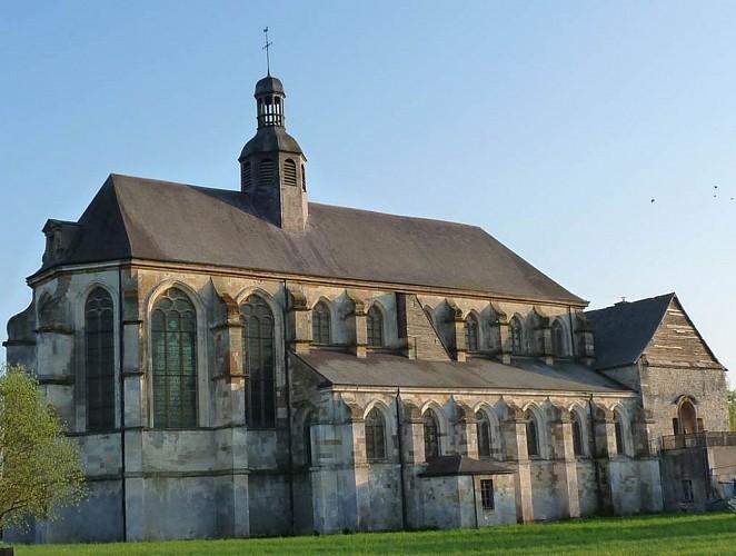 Eglise Saint Pierre de Novy Chevrières