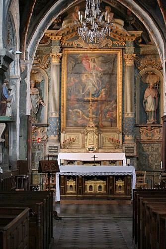 Eglise Saint Martin de Pont-sur-Seine