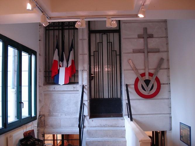 Lieux de mémoire aux victimes du nazisme - Châlons-en-Champagne