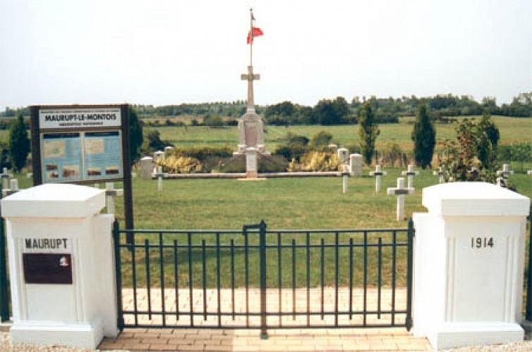Nécropole Nationale de Maurupt le Montois