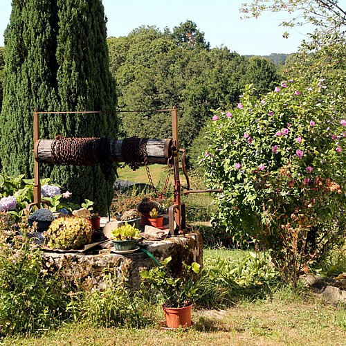 Le vilage de la Rebeyrolle