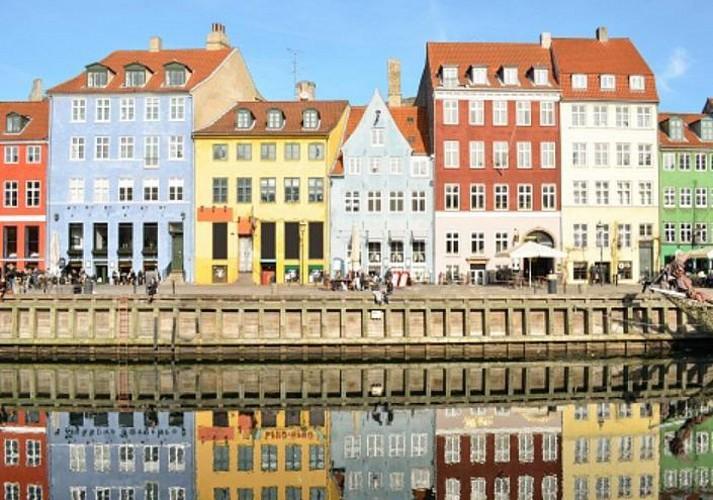 Visite de Copenhague en bus – pass 72h- Tour des incontournables