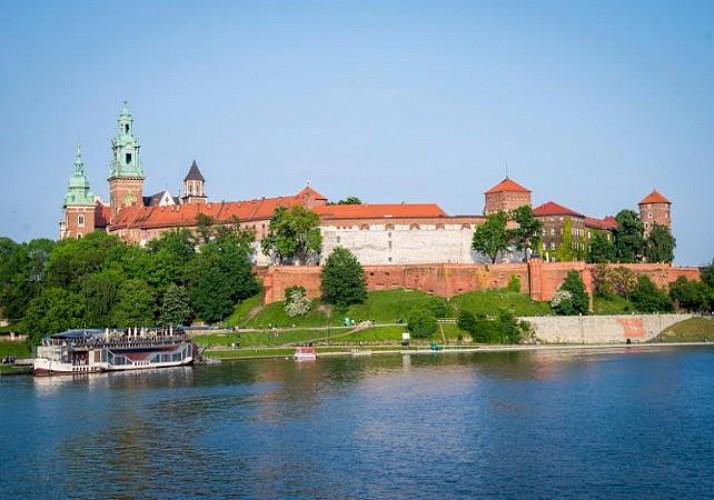 Visite du château du Wawel à Cracovie
