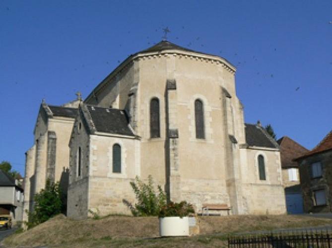 L'église Saint Pierre et Saint Paul