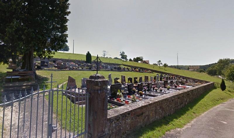 Les cimetières de Tieffenbach