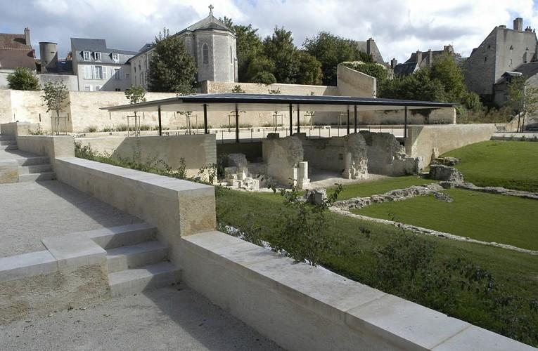 Jardin des Bénédictins