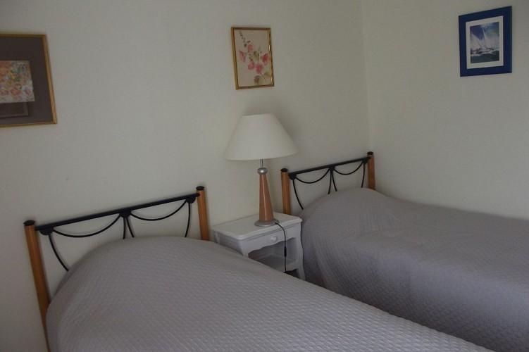 Chambre La Goelette sur l'île de Noirmoutier