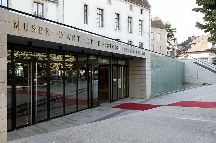 Musée d'art et d'histoire Romain Rolland