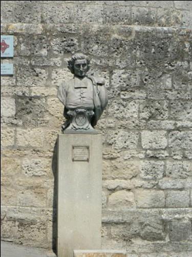 Buste de Jean Baptiste Fabre