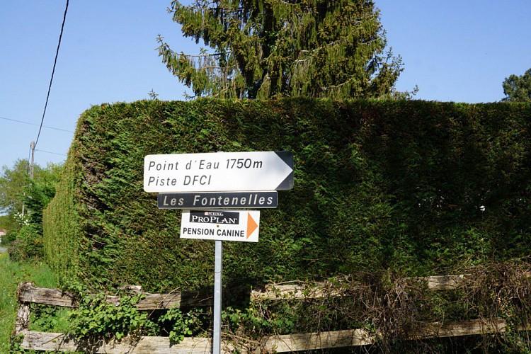 """Toponymie du lieu-dit """"Les Fontenelles"""""""