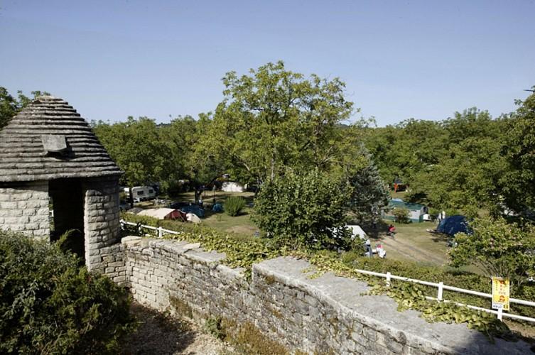 Camping Airotel Le Moulin de Paulhiac