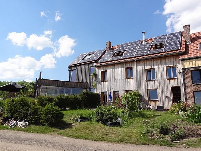Maisons durables et entreprise de bûcheron